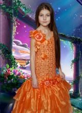 Костюм Золотая осень (7-12 лет)