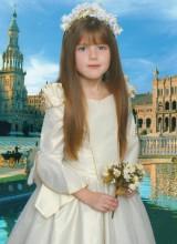 Бальное платье (6-10лет)