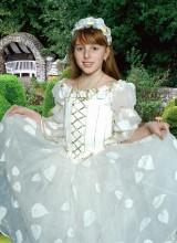 Бальное платье (6-9 лет)