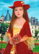 Бальное платье (6-10лет)_