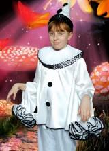 Костюм Пьеро (5-10 лет)