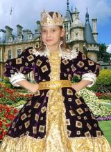 Королева 5-7 лет