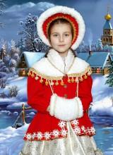 Костюм Герды (5-10 лет)