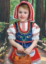 Красноя шапочка (3-8 лет)