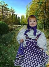 Матрёшка 3-5 лет