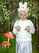 Костюм зайца (3-11 лет)