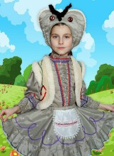 Сова (3-8 лет)