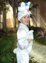 Костюм зайца (3-10 лет)