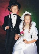 Джентельмен и леди (3-9 лет)