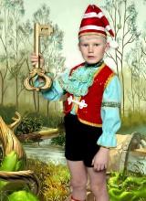 Костюм Буратино (3-10 лет)
