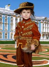 Костюм Кот в сапогах (3-10 лет)