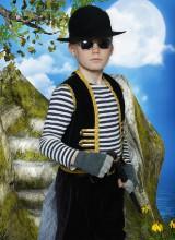 Костюм Кот Базилио (3-10 лет)