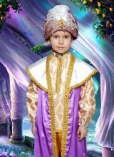 Костюм Аладдина (3-11 лет)