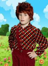 Костюм Карлсона (3-10 лет)
