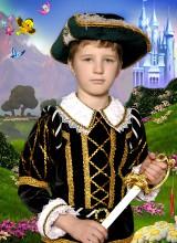 Костюм принца (6-10 лет)
