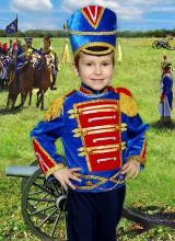 Костюм Гусара (3-11 лет)