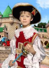 Костюм мушкетёра (3-12 лет)