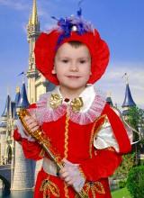 Костюм пажа (4-7 лет)