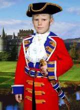 Костюм Французский солдат (6-11 лет)