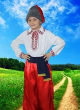 Костюм козачка  4-12 лет