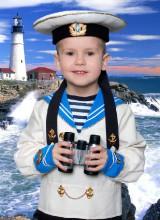 Костюм моряк (3-8 лет)