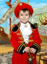 Костюм Принца (3-7 лет)