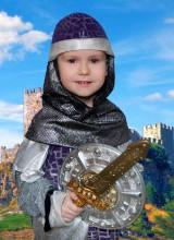 Рыцарь (3-7 лет)