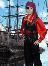 Пират 9-11 лет